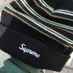 2015 winter collection supreme beanie